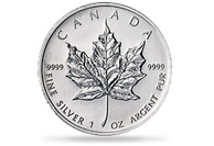 1 oz Silver Maple